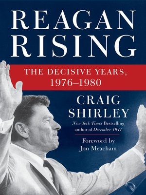 cover image of Reagan Rising